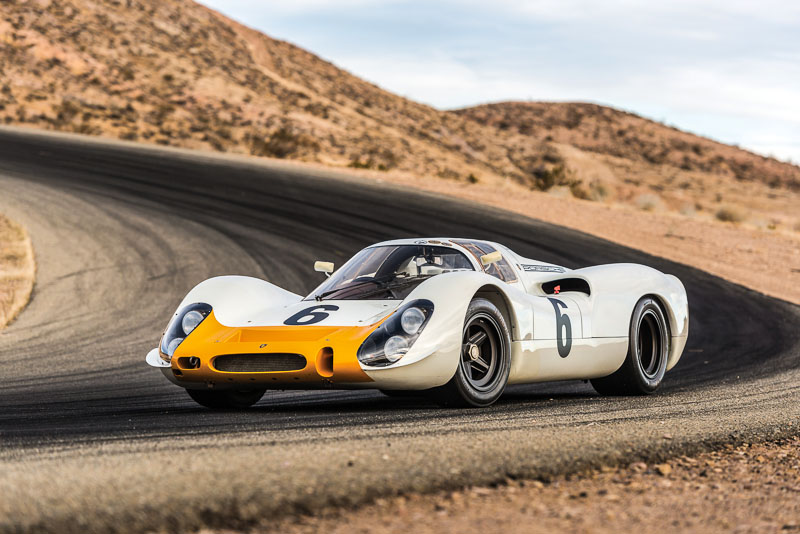 Rm Sotheby's Auction 2018 - Porsche 908-010