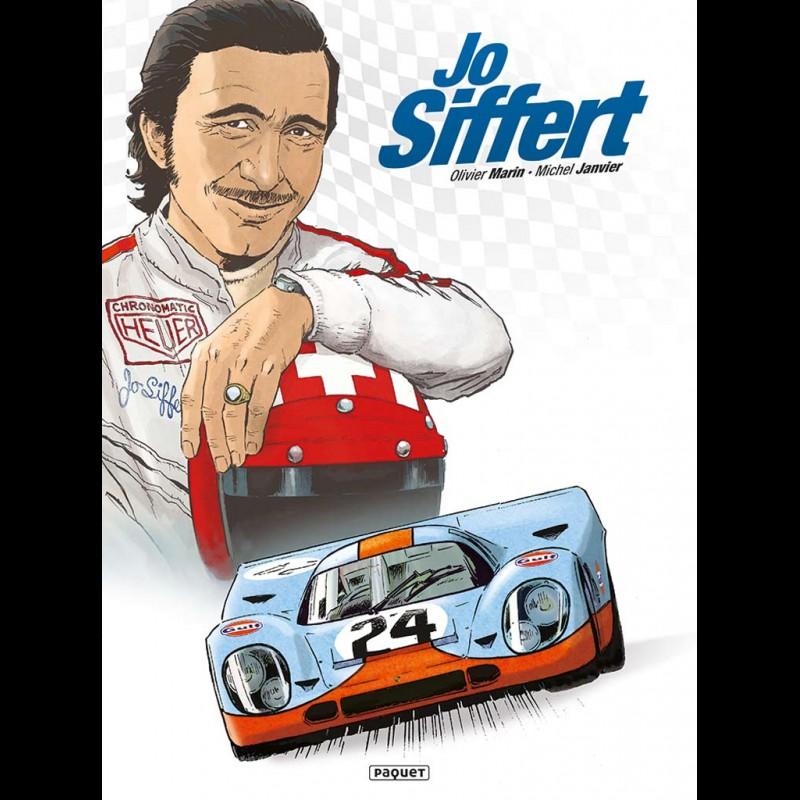 Jo Siffert Book Cover