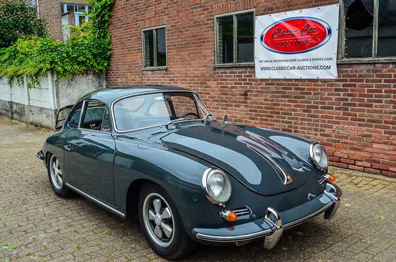 1964 Porsche 356 C Coupe