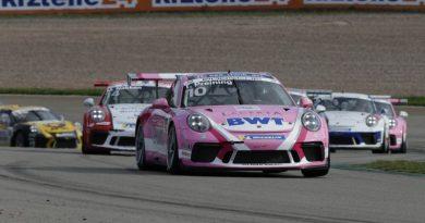 Porsche 911 GT3 Cup, Thomas Preining (A), Porsche Carrera Cup Deutschland, Sachsenring - 2018