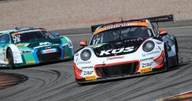 Porsche 911 GT3 R, KÜS Team75 Bernhard, Timo Bernhard (D), Kevin Estre (F), Sachsenring 2018