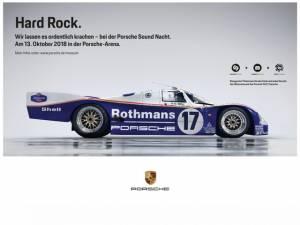 Porsche Sound Nacht 2018