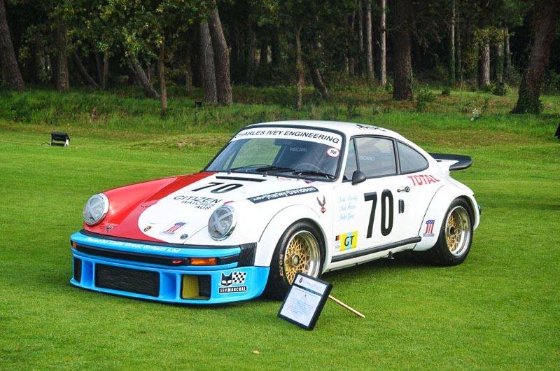 Porsche 934 - Zoute Concours d'Elegance 2018