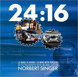 24:16 Le Mans 24 Hours - 16 wins with Porsche : Norbert Singer