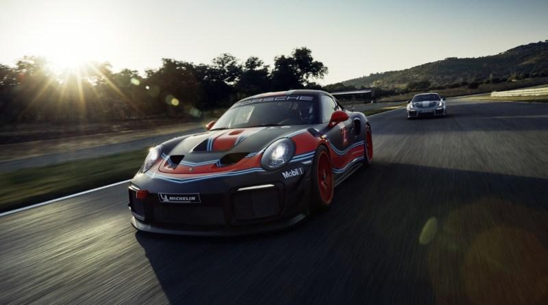 (Type 991, Gen. 2) Porsche 911 GT2 RS Clubsport and Porsche 911 GT2 RS-2
