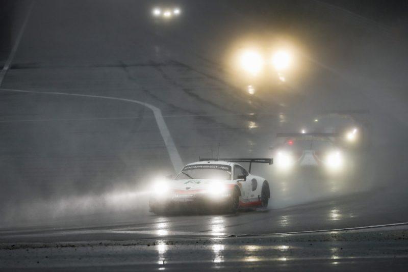 Porsche 911 RSR, Porsche GT Team (91), Gianmaria Bruni (I), Richard Lietz (A), Shanghai 2018