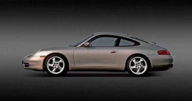 1998 Porsche 911 Carrera Coupé, Type 996, 3,4 Liter,