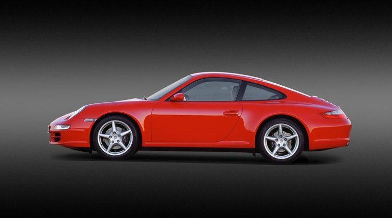 2006, Porsche 911 Carrera 4, Typ 997, 3,6 Liter