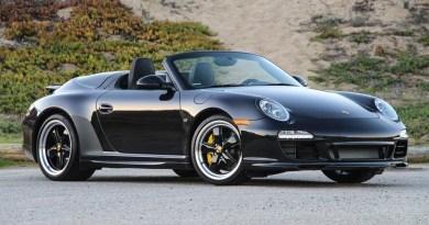 2011 Porsche 911 Speedster ©2018 Courtesy of RM Sotheby's