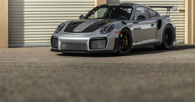2018 Porsche 911 GT2 RS 'Weissach' Patrick Ernzen ©2018 Courtesy of RM Sotheby's