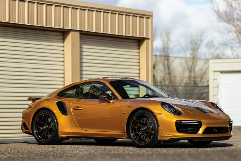 2018 Porsche 911 Turbo S Exclusive Series Patrick Ernzen ©2018 Courtesy of RM Sotheby's