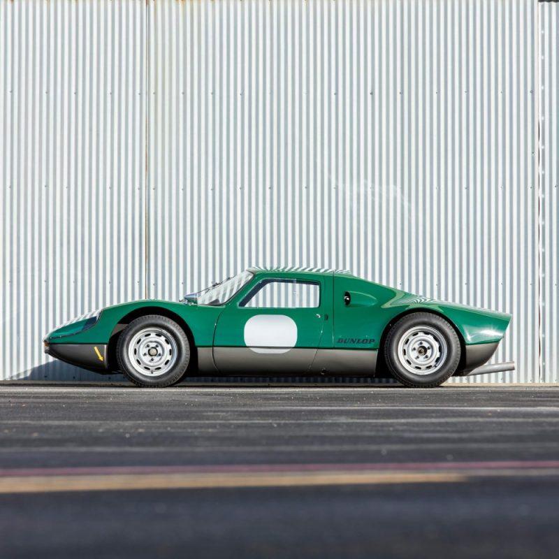 Porsche 904 Carrera GTS at Bonhams Auction Scottsdale (c) Bonhams Auction