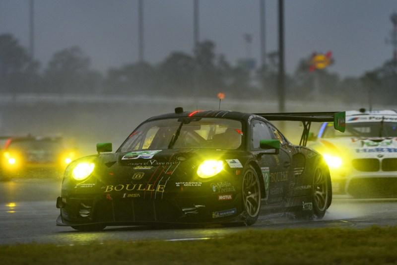 Porsche 911 GT3 R (73), Park Place Motorsports Patrick Lindsey, Patrick Long, Matt Campbell, Nicholas Boulle