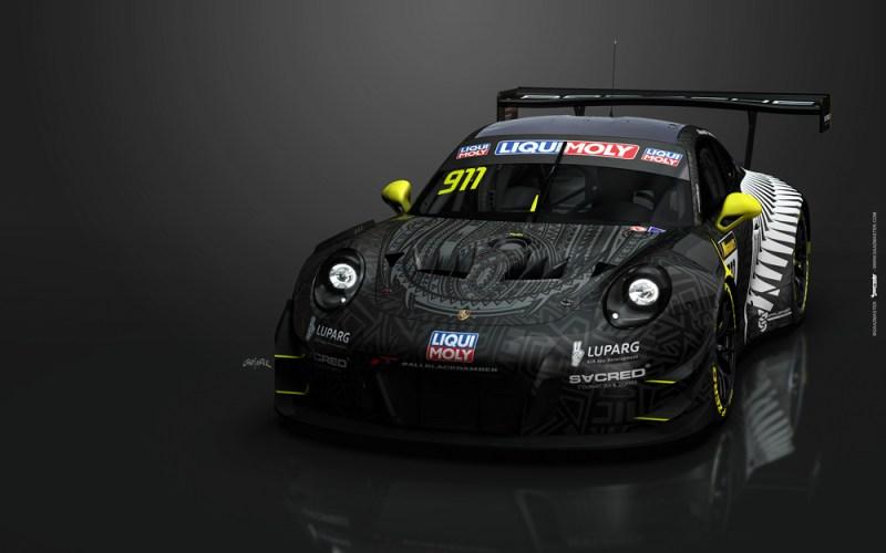 Porsche 911 GT3 R (911), EBM -Romain Dumas, Mathieu Jaminet, Sven Müller
