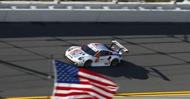 Porsche 911 RSR (911), Porsche GT Team- Patrick Pilet, Nick Tandy, Frederic Makowiecki