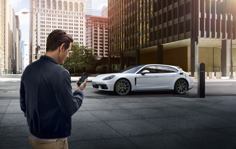 The Porsche Charging Service is available in twelve countries