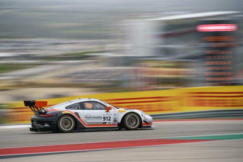 Porsche 911 GT3 R, Wright Motorsports