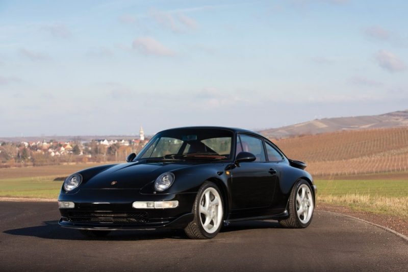 1994 Porsche 911 Turbo Prototype Tom Gidden ©2019 Courtesy of RM Sotheby's