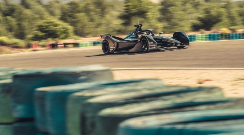 The road to Formula E - Porsche, Formula E, car, Test, Calafat, 2019