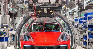 Porsche reduced factory CO2 emissions by 75 percent since 2014