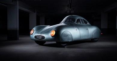 1939 Porsche Typ 64 - Berlin Rome