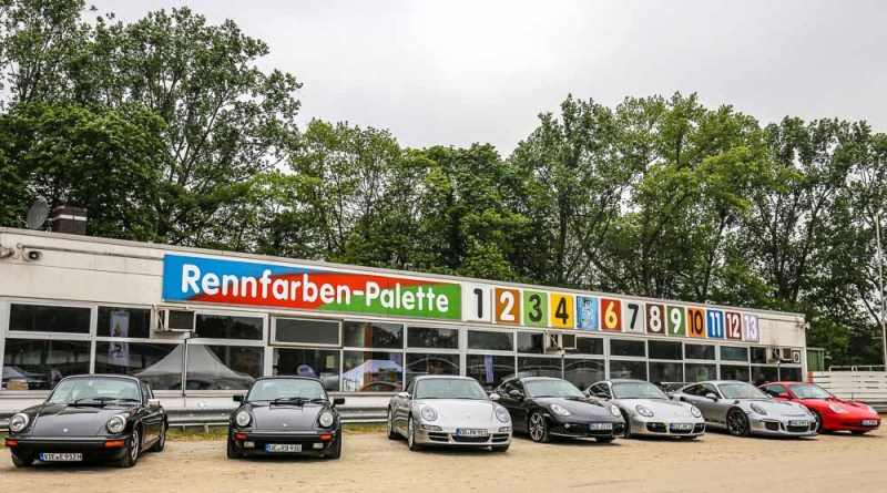 2019 Porsche Day Dinslaken