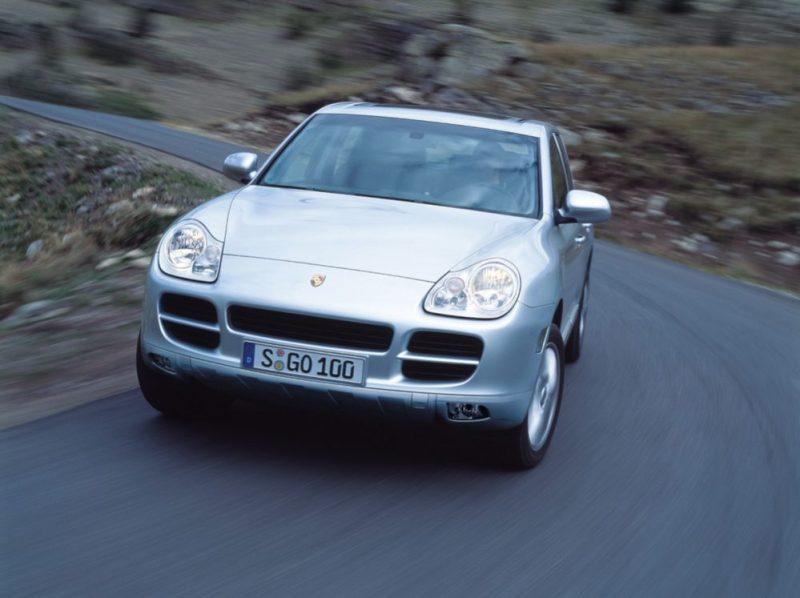 First-generation Porsche Cayenne