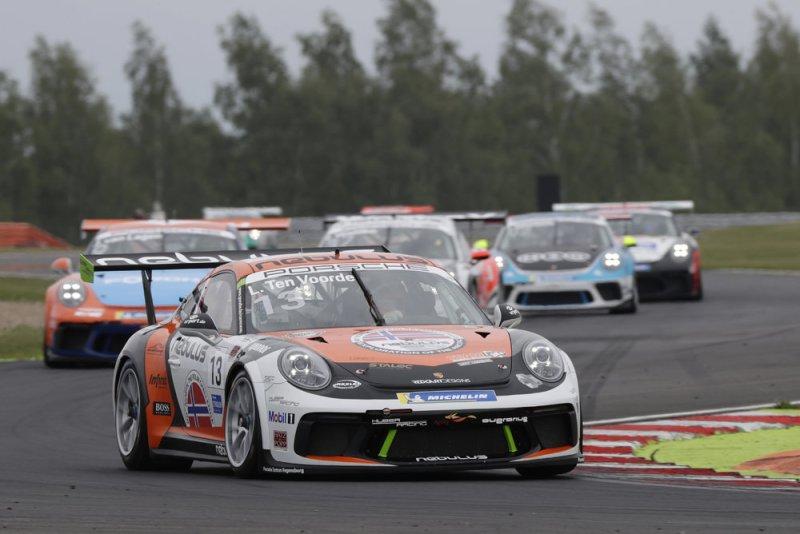 Porsche 911 GT3 Cup, Larry ten Voorde (NL), Porsche Carrera Cup Deutschland, Most 2019,