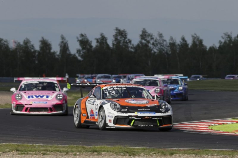 Porsche 911 GT3 Cup, Larry ten Voorde (NL), Porsche Carrera Cup Deutschland, Most 2019