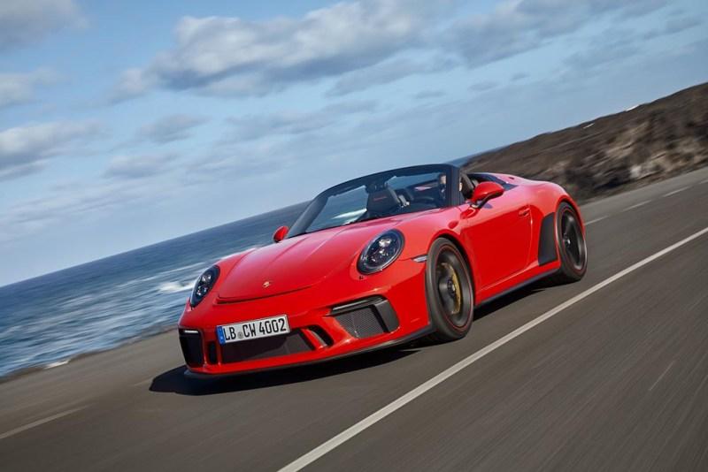 Porsche 911 Speedster Type 992