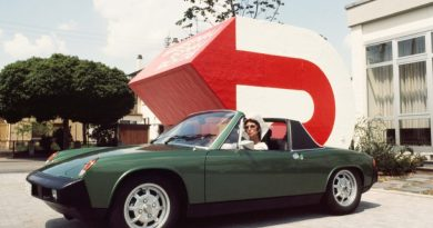 50 Years of the Porsche 914