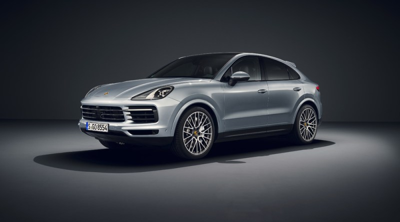 Now available to order: new Porsche Cayenne S Coupé with 440 PS