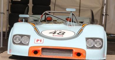 Porsche 908/03 Preview Spa Classic 2019