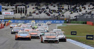 Start Porsche 911 GT3 Cup, Larry ten Voorde (NL), Porsche Carrera Cup Deutschland, Hockenheimring 2019