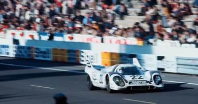 1971 Le Mans 24H win victory Gijs van Lennep Helmut Marko
