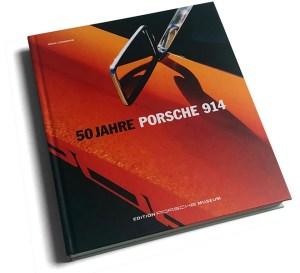 Porsche 914, 914/6, 916 Book Cover