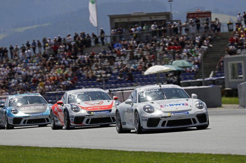 Porsche 911 GT3 Cup, Dylan Pereira (L), Porsche Carrera Cup Deutschland, Spielberg 2019
