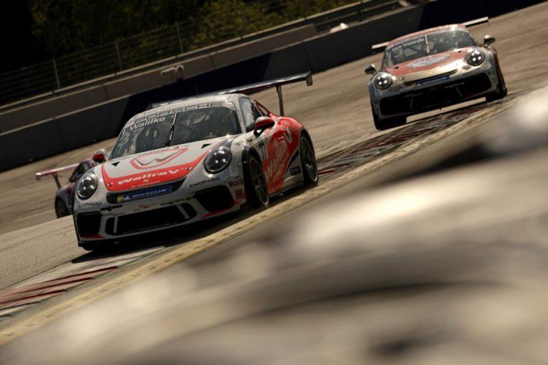 Porsche 911 GT3 Cup, Igor Walilko (PL), Porsche Carrera Cup Deutschland, Spielberg 2019
