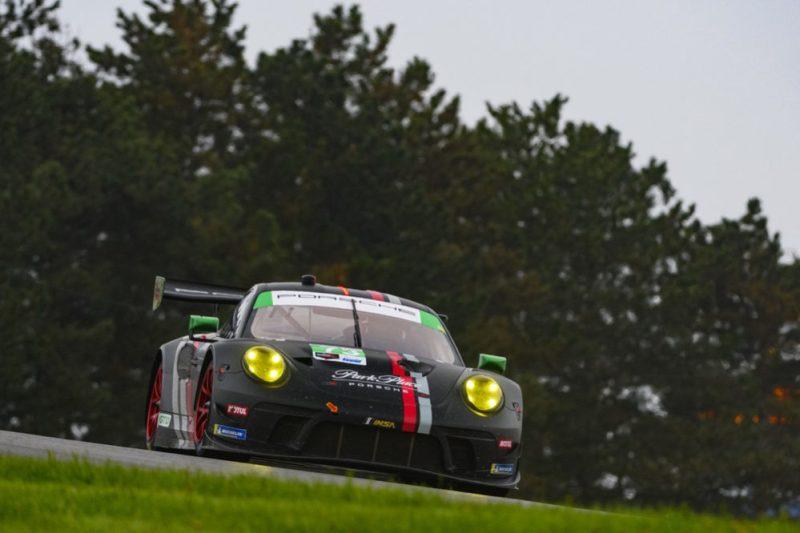 Porsche 911 GT3 R, Park Place Motorsports (73), Patrick Long (USA), Patrick Lindsey (USA), Nicholas Boulle (USA)