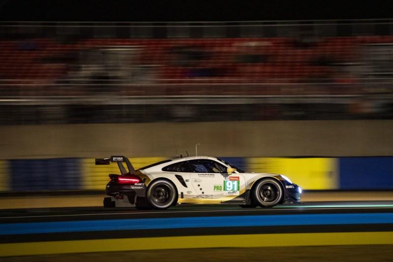 Porsche 911 RSR, Porsche GT Team (91), Gianmaria Bruni (I), Richard Lietz (A), Frederic Makowiecki (F)