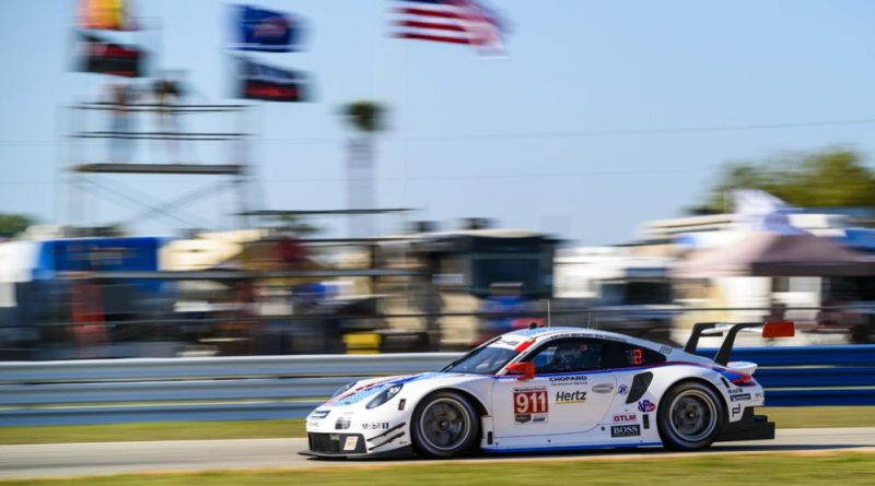 Porsche 911 RSR, Porsche GT Team (911), Patrick Pilet (F), Nick Tandy (GB)