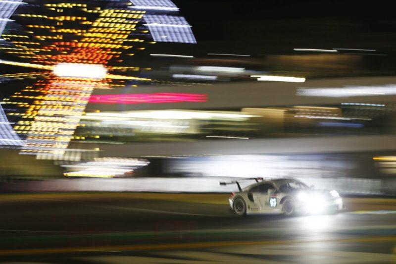 Porsche 911 RSR, Porsche GT Team (93), Patrick Pilet (F), Nick Tandy (GB), Earl Bamber (AUS)