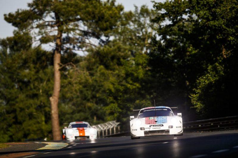 Porsche 911 RSR, Porsche GT Team (94), Sven Müller (D), Mathieu Jaminet (F), Dennis Olsen (N)