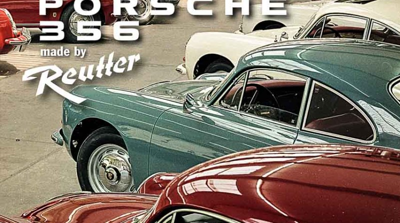 Porsche 356 made by Reutter. Author Frank Jung