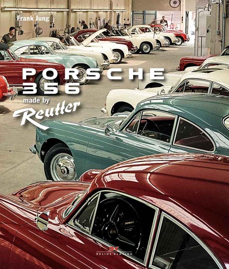 Porsche 356 Book Cover