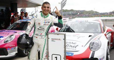 Ayhancan Güven (TR), martinet by ALMERAS, Porsche Mobil 1 Supercup, Silverstone 2019