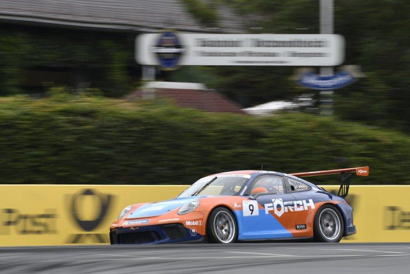 Porsche 911 GT3 Cup, Jaap van Lagen (NL), Porsche Carrera Cup Deutschland, Norisring 2019