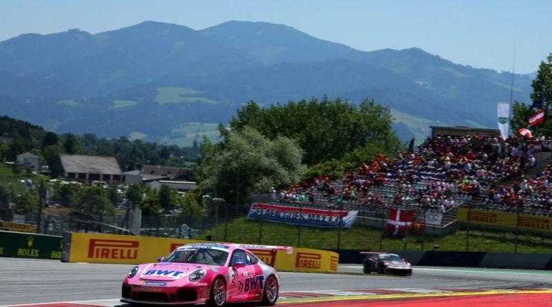 Porsche 911 GT3 Cup, Julien Andlauer (F), Porsche Mobil 1 Supercup, Spielberg 2019