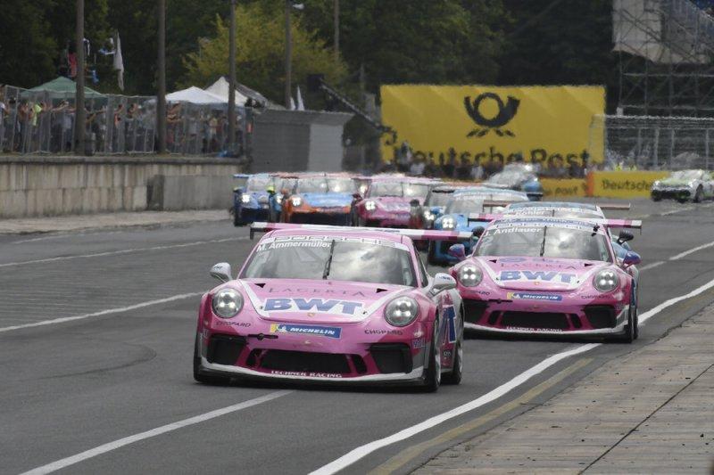 Porsche 911 GT3 Cup, Michael Ammermüller (D), Porsche Carrera Cup Deutschland, Norisring 2019