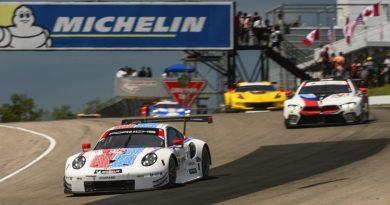 Porsche 911 RSR (912), Porsche GT Team: Earl Bamber (NZ), Laurens Vanthoor (B)